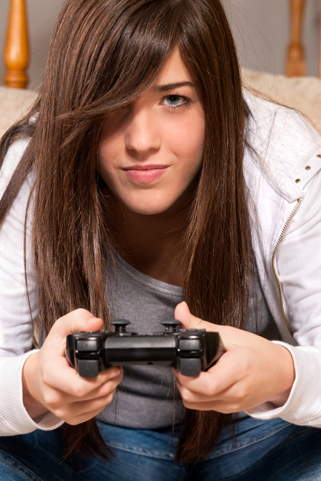 Video Games Are Good For Teen Girls
