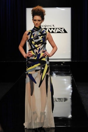Live Blogging Project Runway, Week 7