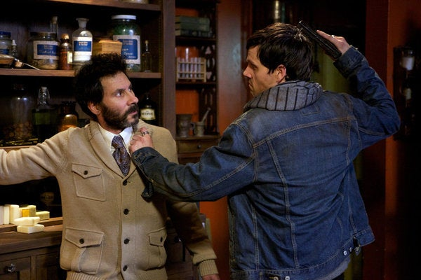 Grimm 'Island of Dreams' Promo Images