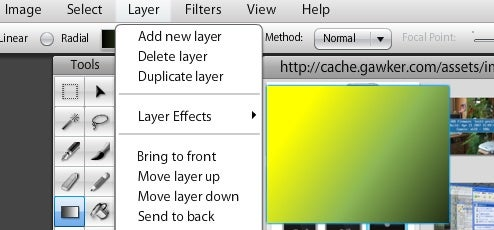 SUMO Paint Puts Photoshop-Style Editing in Your Browser