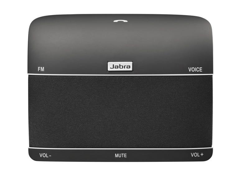 The Jabra Freeway Bluetooth Speakerphone Bumps Surround Sound