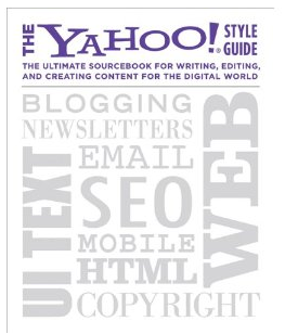 Yahoo Launches Style Guide of Future