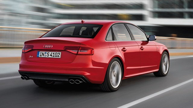 2012 Audi S4 and A4: Aluminum und Rally Wagon