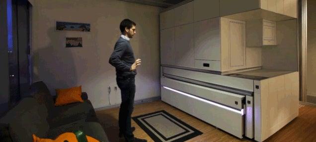 MIT Breakthrough Makes Tiny Apartments Feel Three Times Bigger