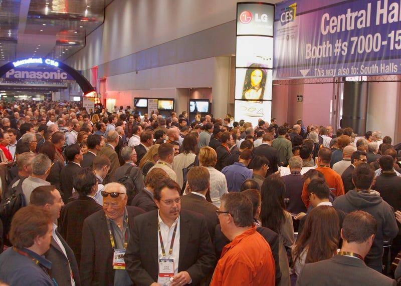 The Consumer Electronics Show Cometh