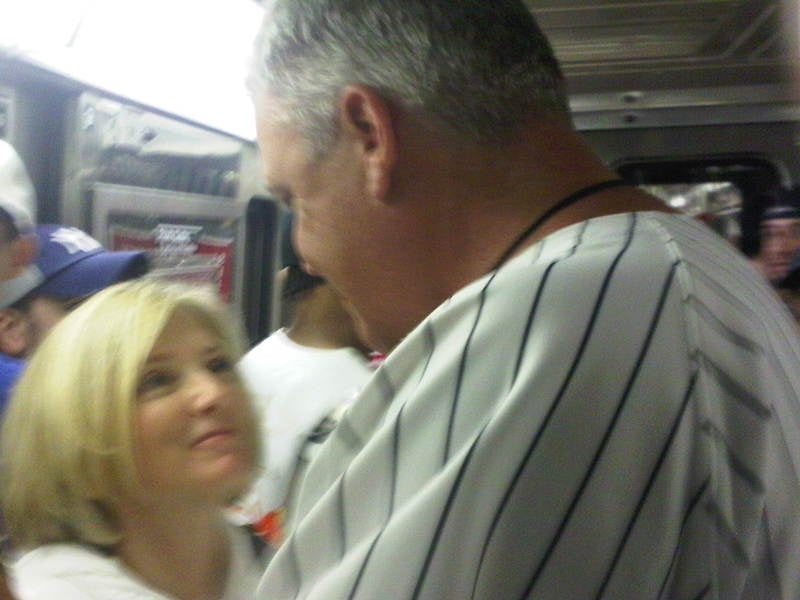 Perfect Gentlemen: Rex Ryan Rides The Subway And Loves His Wife
