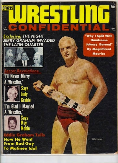 These Old Pro Wrestling Magazines Are Delightful