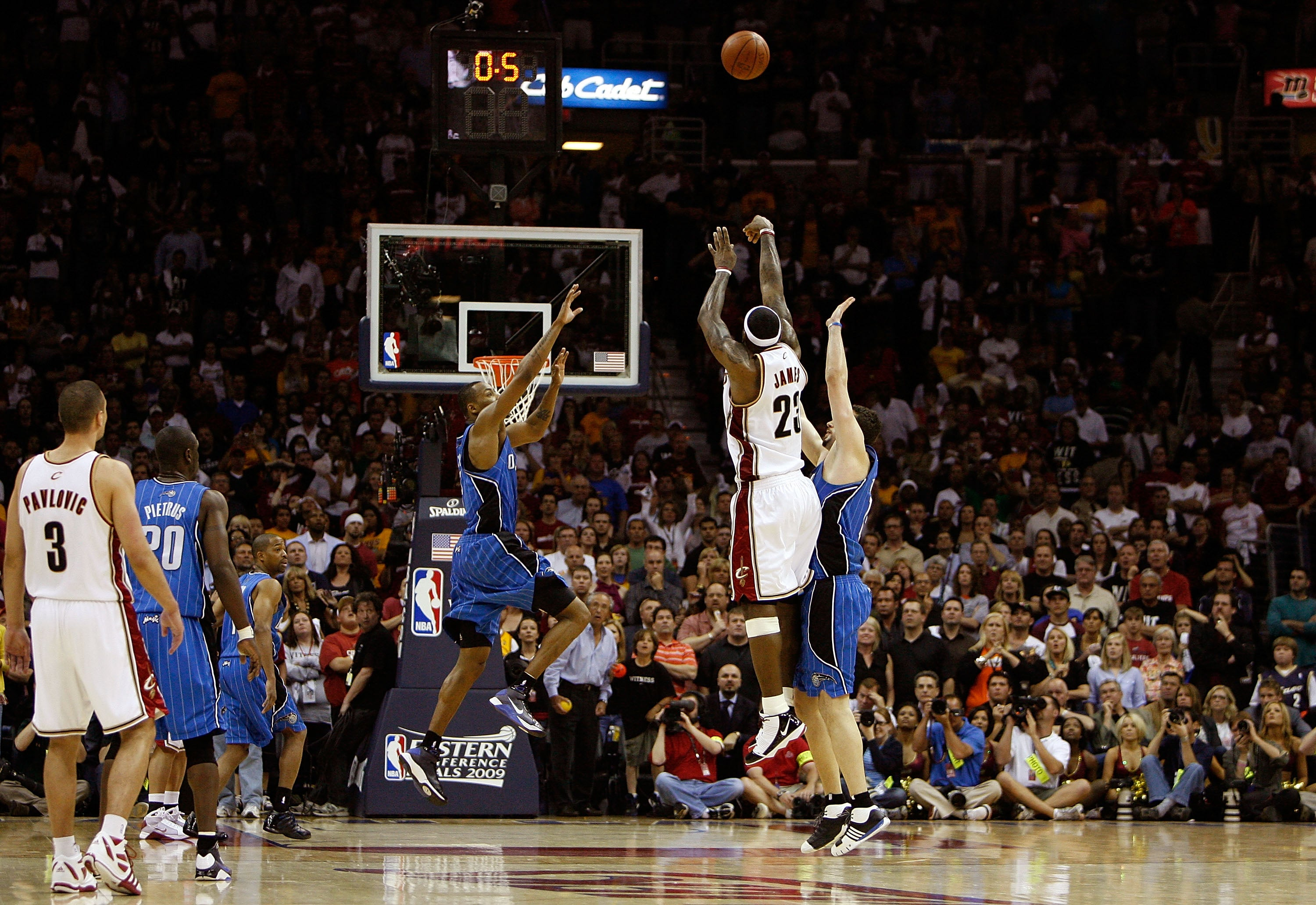 Lebron's Game 2 Buzzer Beater, 5 Years On