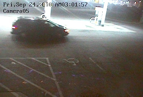 Identify This Minivan, Help Catch A Robber