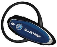 Bluetrek X2 Bluetooth Water-Resistant Headset