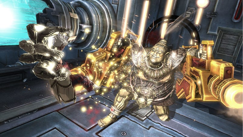 Asura's Wrath Shows it's Time to Punch Gods In the Face