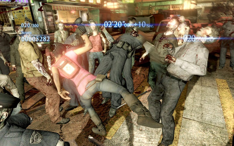 Capcom and Valve Team Up for Free Resident Evil 6 x Left 4 Dead 2 Crossover [UPDATE]