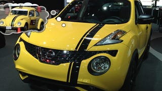 You Can Get A Nissan Juke That's Painted Just Like My Beetle!