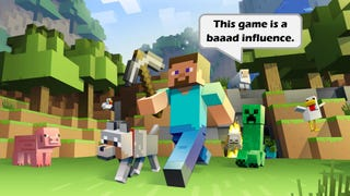 Is <i>Minecraft</i> Bad for Adults?