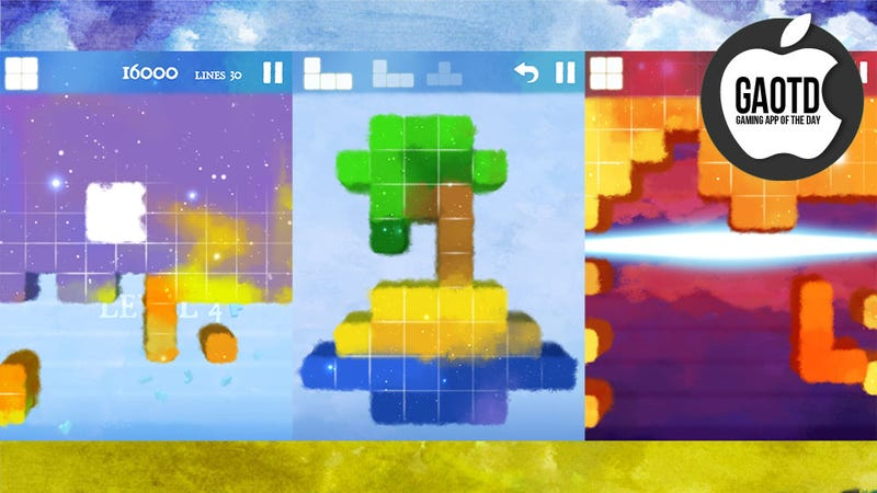The Sweetest Game of Tetris You'll Ever Un-Play