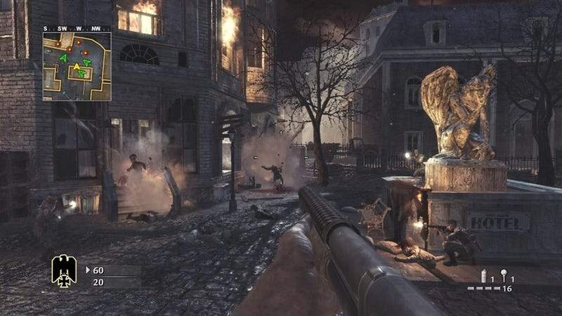 Call of Duty: World at War Map Pack Hits March