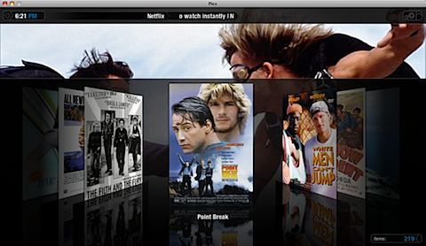Netflix Now Streamable Through Plex Media Player on Mac