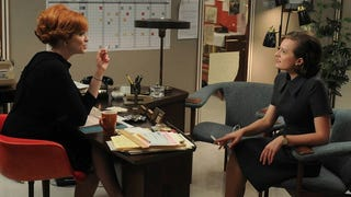 What the World Needs Now: A Joan and Peggy <i>Mad Men</i> Spinoff