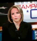 Katie Couric Won't Go Cheaply
