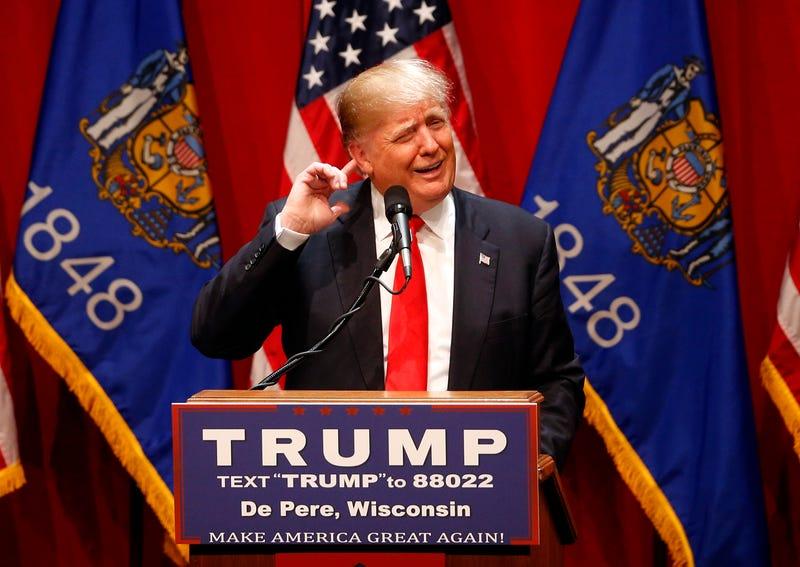 Listen to Donald Trump Catfish a Reporter