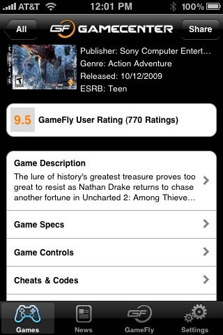 Gamefly App Lets You Carry Community, Controls With You