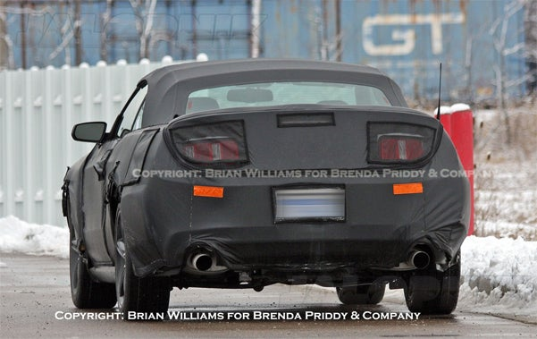 2010 Mustang GT, Now With Hidden Subliminal Messages