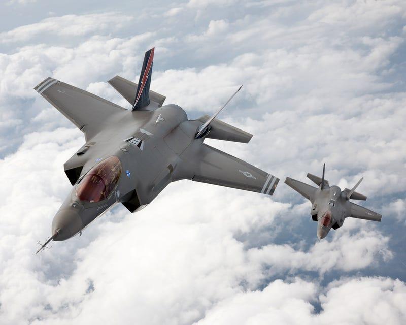 F-35 Pair Gallery
