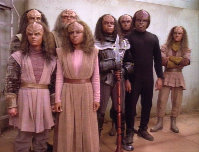 The Most Outrageous Fashions of Star Trek: TNG Seasons 4 Through 7