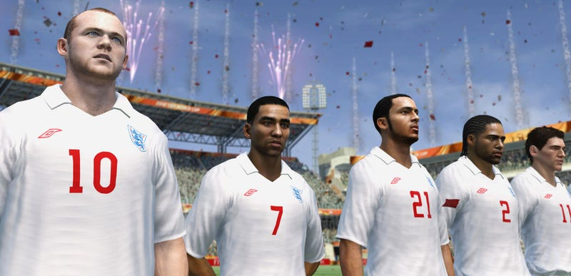 FIFA World Cup 2010 Review: I Got 199 Teams, But Vatican City Ain't One