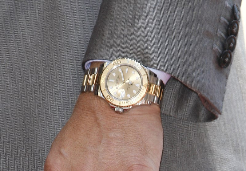 Missing $35,000 Watch Found in Thieving Masseuse's Vagina