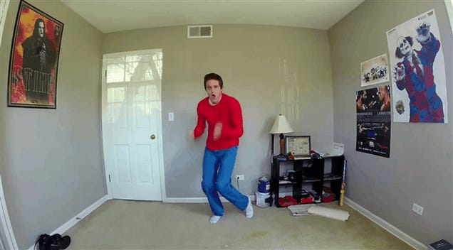 100 Days Of The Same Dance, All At Once