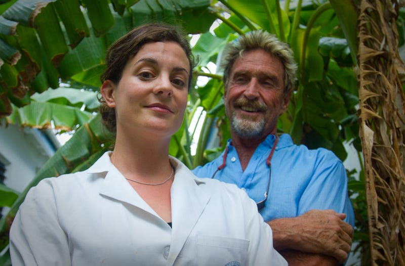 From Antivirus to Antibiotics, McAfee Searches for a Last Cure