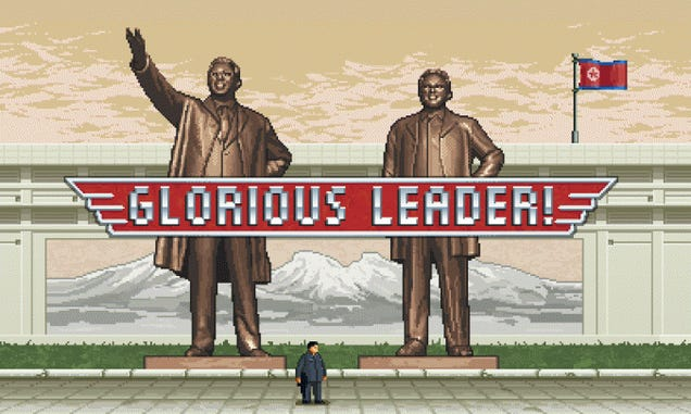 Kim Jong Un Video Game Is The Enemy Of Capitalist Pigs