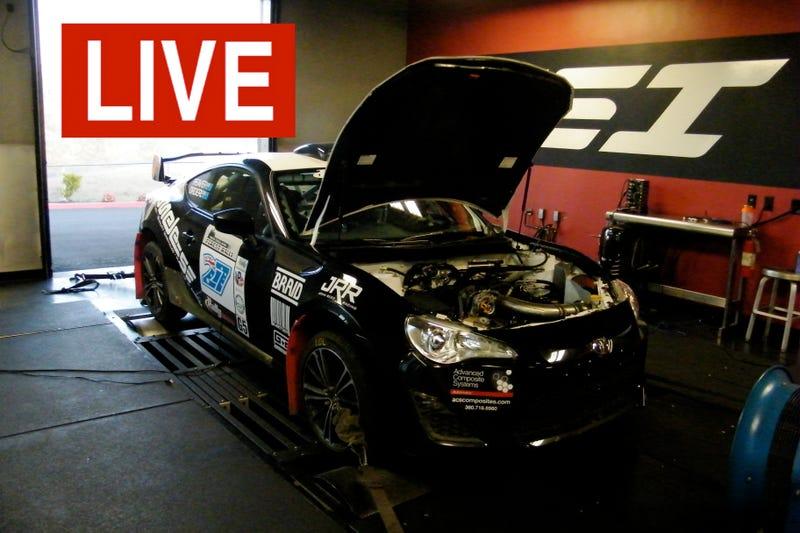 Meet the Minds Behind the Nameless GT86 Rally Car