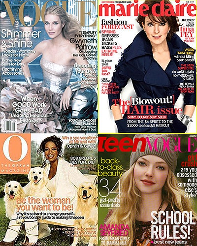 5 Possible Reasons Why Women's Magazine Sales Are Plummeting