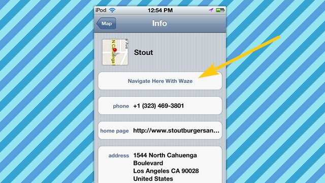 Navigate From Maps Puts Turn-By-Turn Navigation One Tap Away on Your iPhone