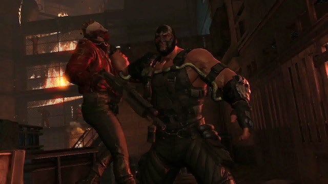 It's Thugs vs. Thugs vs. Batman In Arkham Origins' 3-Team Multiplayer