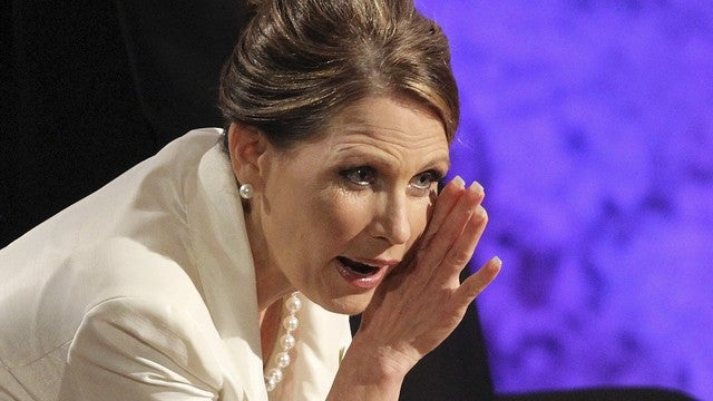 Michele Bachmann Thinks Occupy Wall Street Protesters Are Icky