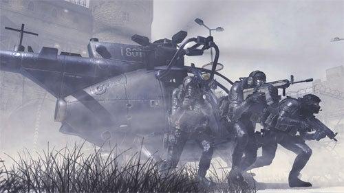 Modern Warfare 2's Third Person Mode Is No Rumor