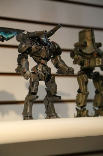 New Pacific Rim Figures