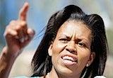 Michelle Obama Pissed About Sasha and Malia Dolls