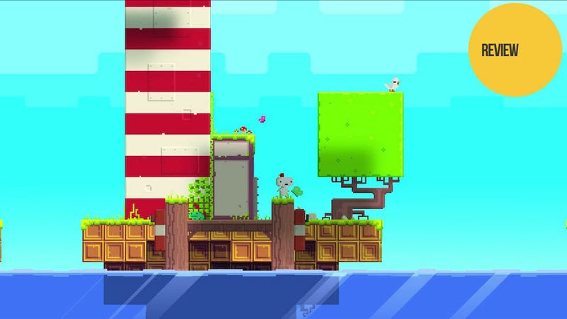 Fez: The Kotaku Review