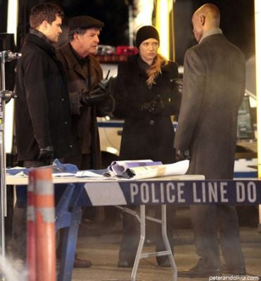 Fringe Behind the Scenes