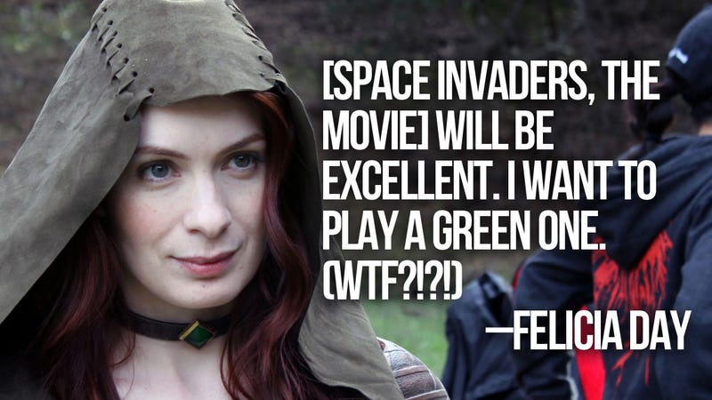 The Role Felicia Day was Born to Play