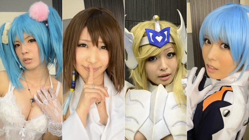 Inside Japan's Adults-Only Cosplay Event