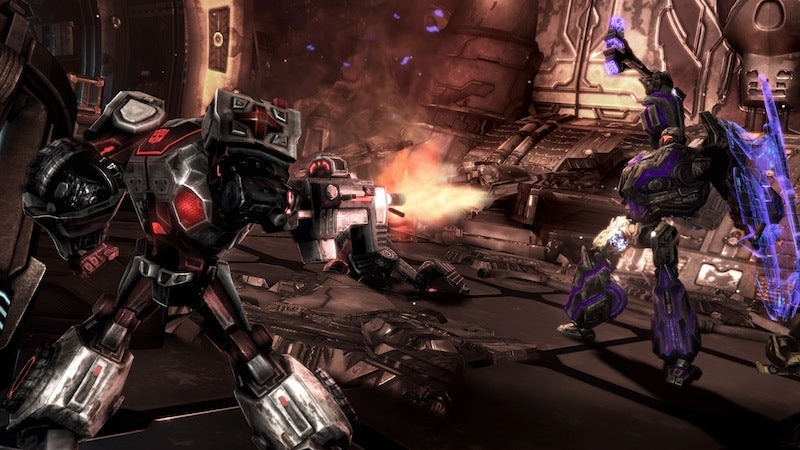 Transformers: War For Cybertron Preview: A World Without Michael Bay's Robots