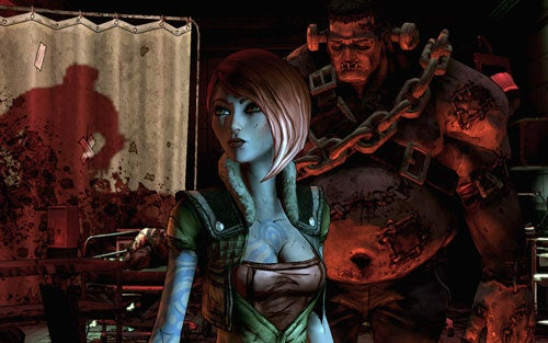 A New Look At Borderlands' The Zombie Island of Dr. Ned