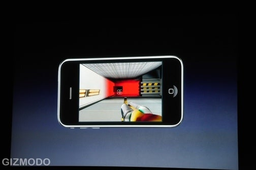 Ngmoco Details iPhone Pet Sim, WiFi First-Person Shooter