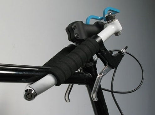 Folding Bike Handlebars: So Obvious, It Took This Long to Think of It