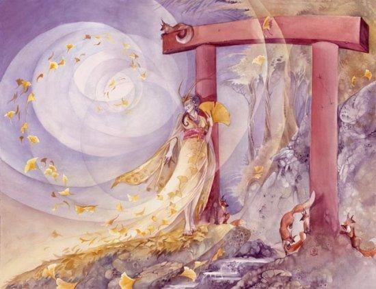 The shadowdance of Stephanie Pui-Mun Law